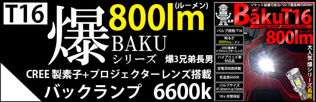 T16 爆 800lm 2個
