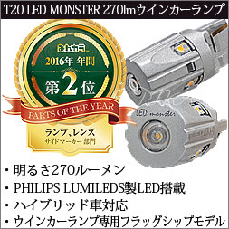T20 Monster 270lm
