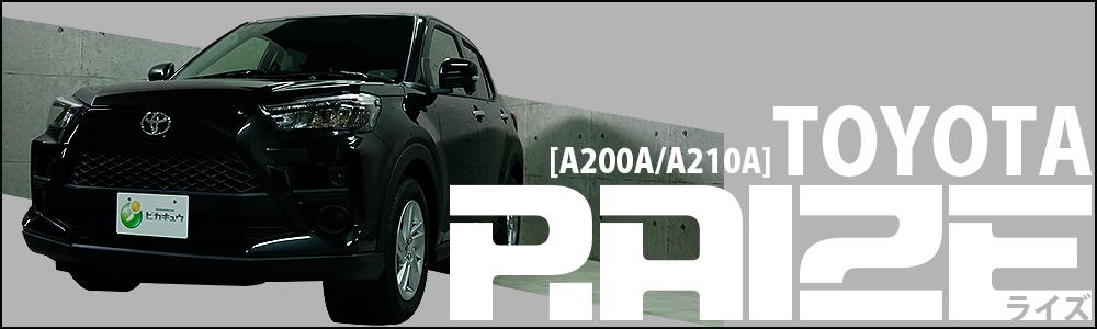 RAIZE A200A/A210A