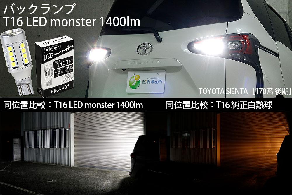 LED monster1400lm