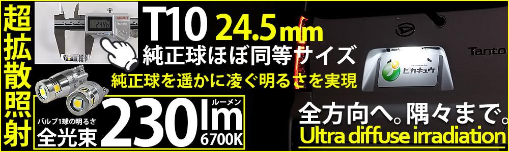 T10 24.5mm
