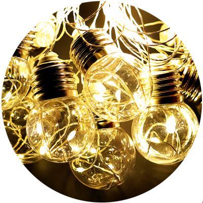 イルミネーション 電球